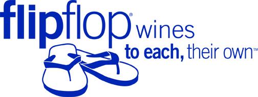 Flip Flop Wine Logo
