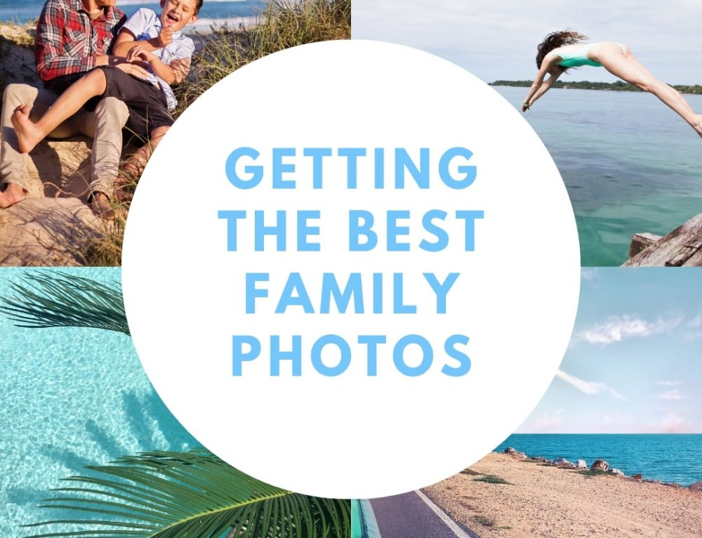 Tips for Getting the Perfect Family Photoshoot
