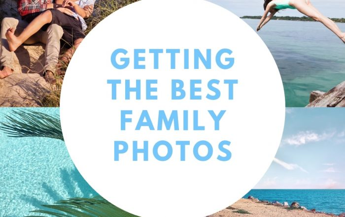 Getting the best family photos