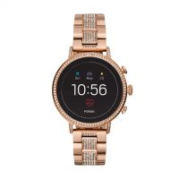 Fossil Smartwatch in Rose Gold