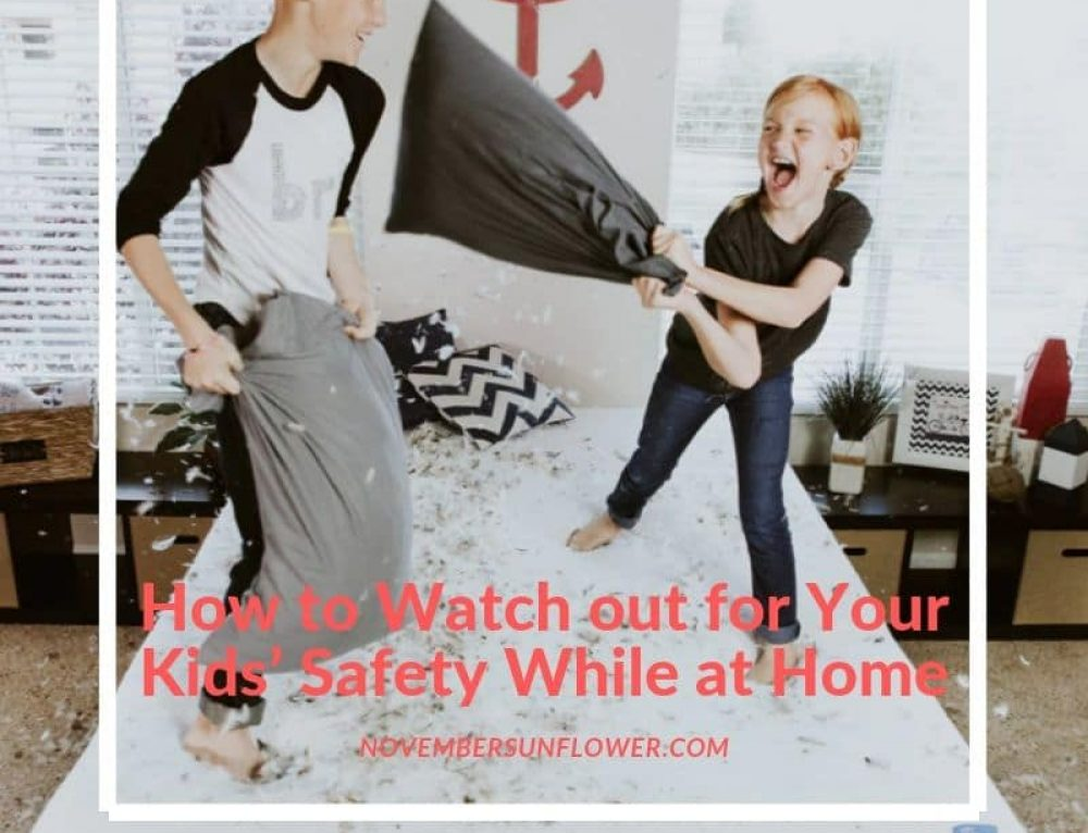 How to improve home safety for your kids