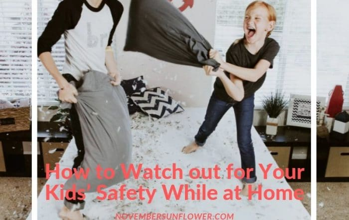 Kids Safety at home