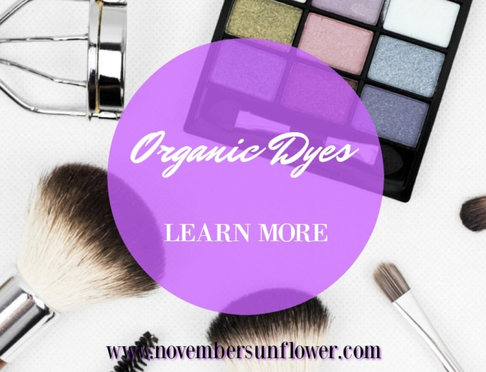 Learn more about Organic Dyes for Cosmetics