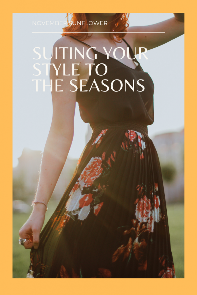 suiting your dress style