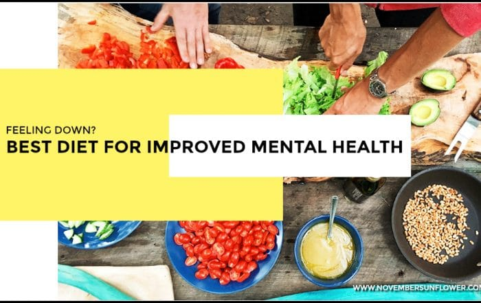 best diet for improved mental health