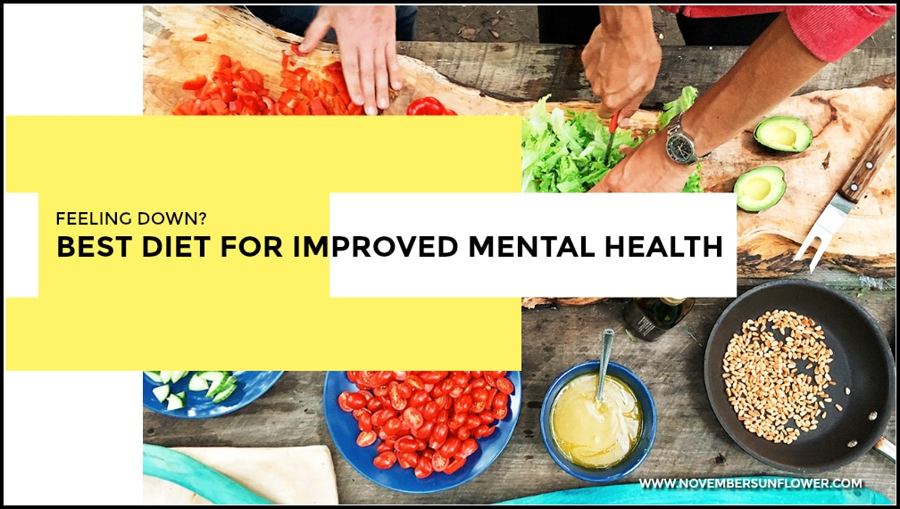 best diet for improved mental health