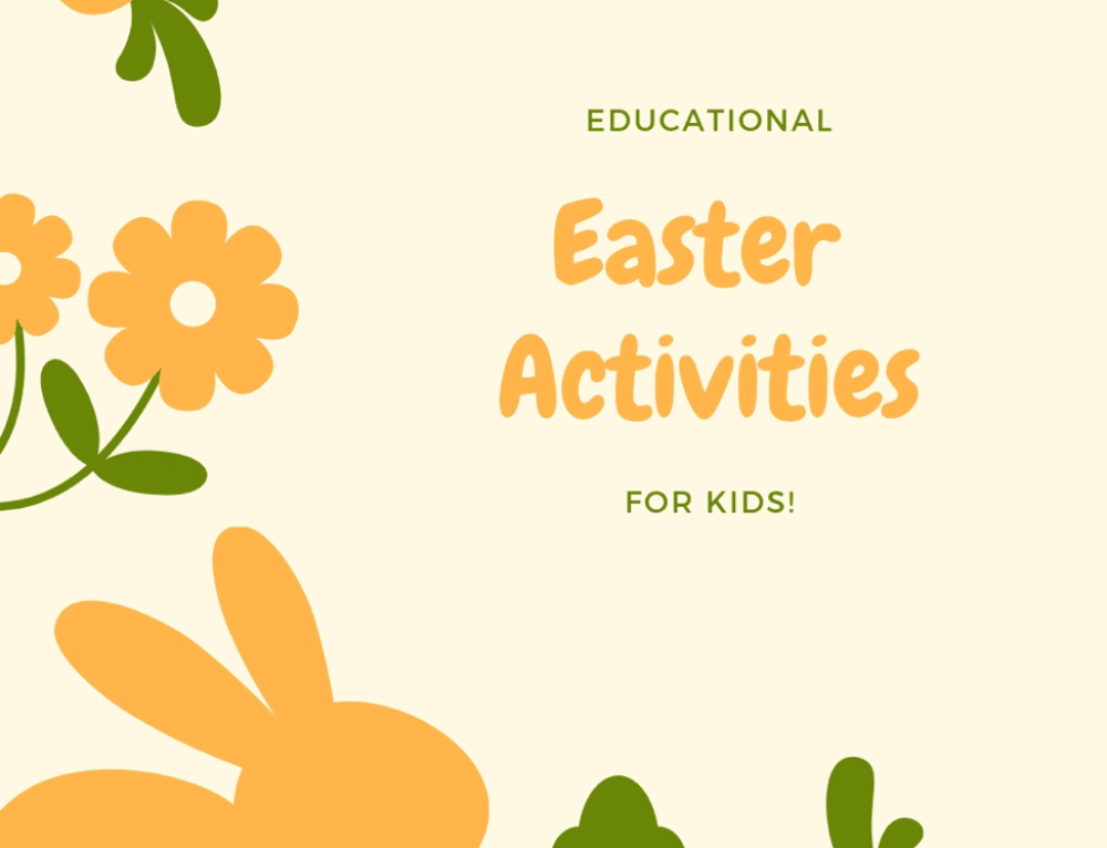 Educational Easter Activities for Kids