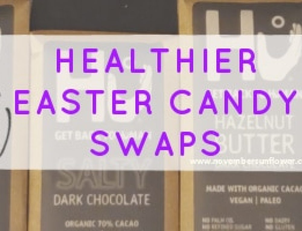Healthier Easter Candy Swaps