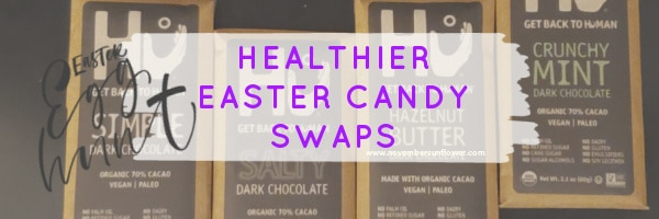 healthier easter candy for your easter baskets