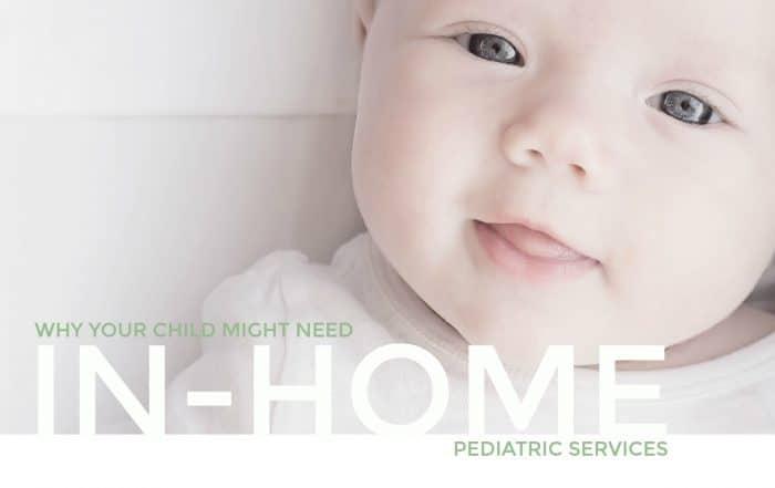 in home pediatric services