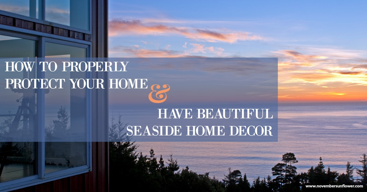 Seaside Home Decor