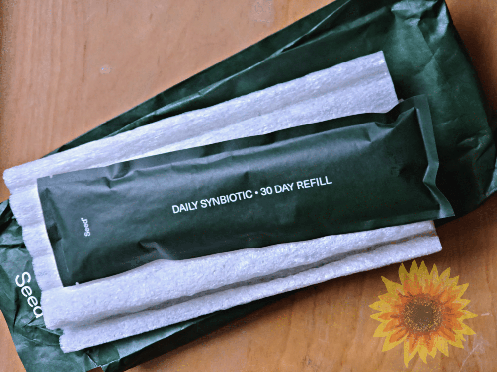 seed refill compostable packaging