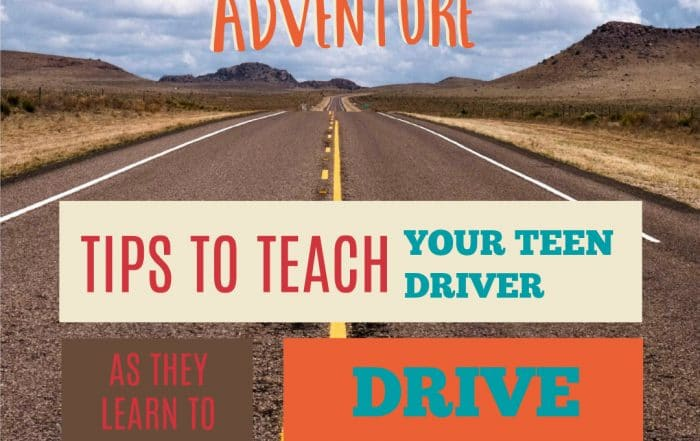 teach your teen driver