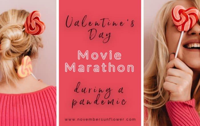 valentine's day movie marathon