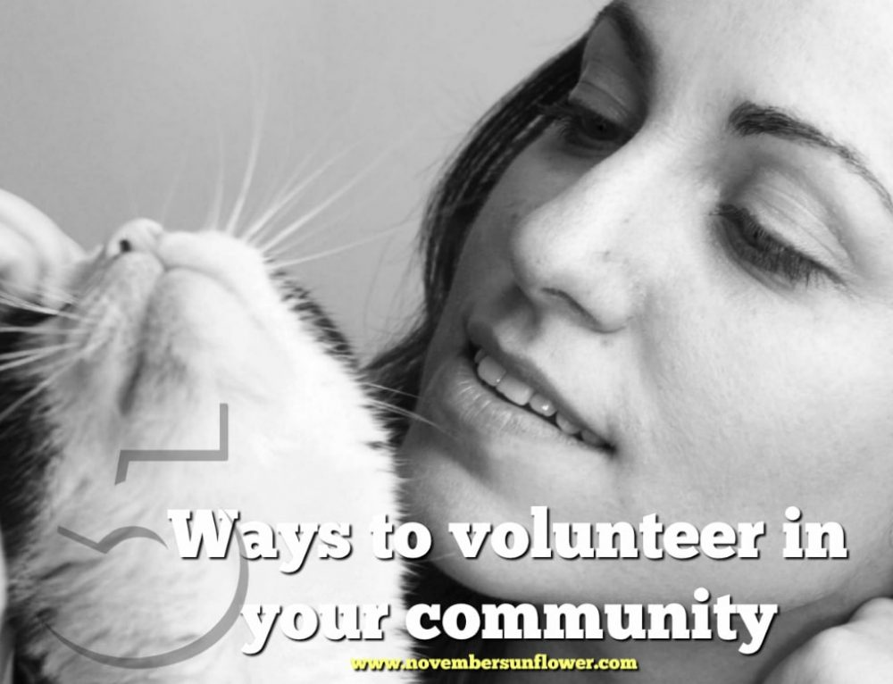 5 Ways to Volunteer in Your Community